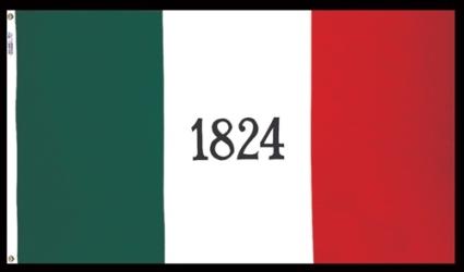 The Alamo Flag.