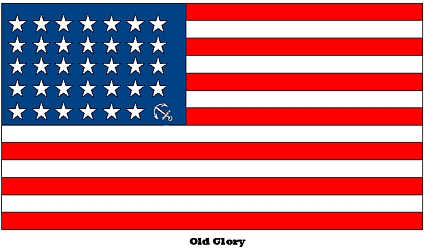 I'll Call Her Old Glory, Boys, Old Glory