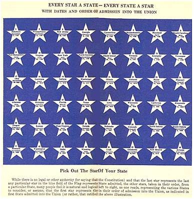 A Star for Every State