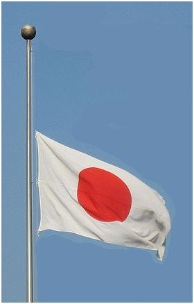 The World Mourns with Japan