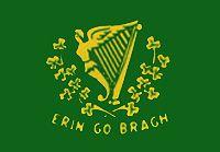 A Flag of Ol' Ireland?