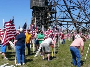 Butte FofH at Headframe