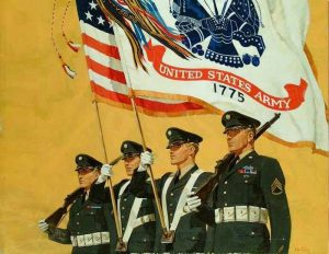 It is Flag Day and the U.S. Army's Birthday