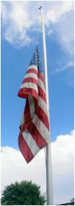 Questions and Answers about Display of the Flag on Memorial Day