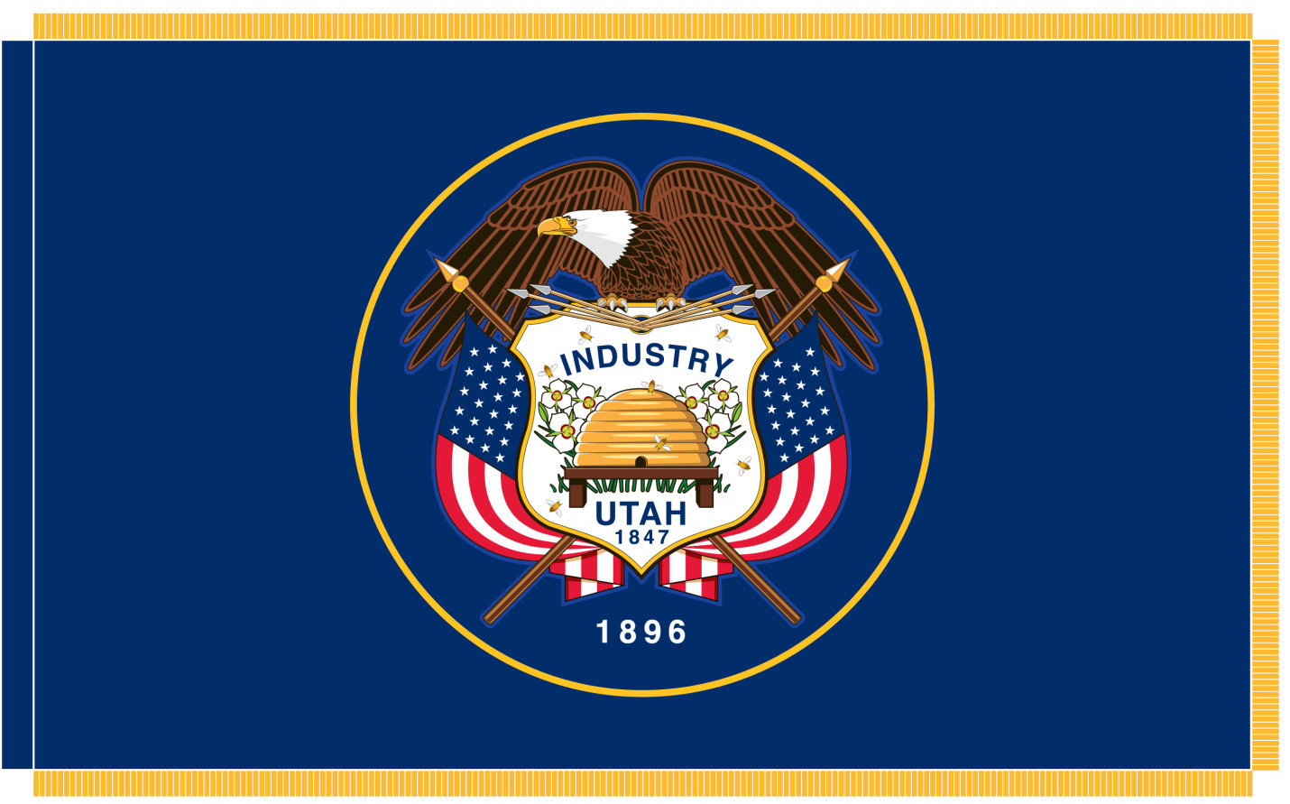 Celebrate Utah's Great State Flag on Its Special Day
