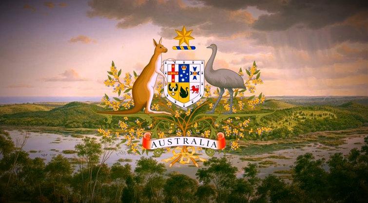Celebrate Australian Flag Day