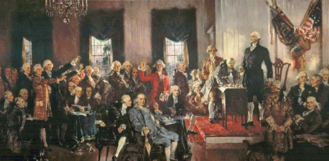 America's Founders Wrote It Down